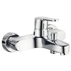 ROUSSEAU Robinet mitigeur mécanique baignoire et douche Molen