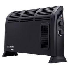 ROWENTA Convecteur Vectissimo Turbo - 2400 W - Noir
