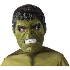 RUBIES Demi-masque PVC Hulk