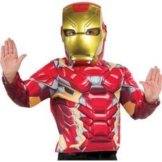 RUBIES Masque Iron Man