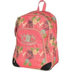SAC A DOS 2 COMPARTIMENTS - CAMPS FLOWERS