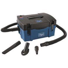 SCHEPPACH Aspirateur multifonctions 5 L avec accessoires et sac de récupération de poussiere HD2P