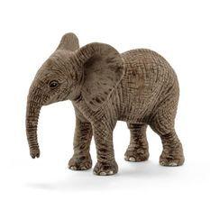 Schleich Figurine 14763 - Animal de la savane - Éléphanteau d'Afrique