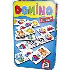 SCHMIDT AND SPIELE Jeu de poche - Domino Junior