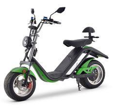 Scooter électrique Azur Ride50 Vert