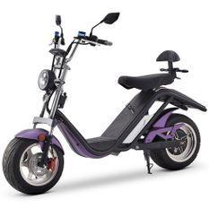 Scooter électrique Azur Ride50 Violet
