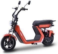 Scooter électrique Lycke Smart50 Orange