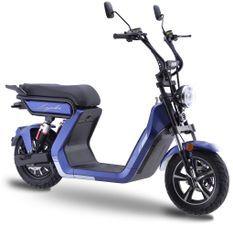 Scooter électrique Lycke Smart50 Bleu