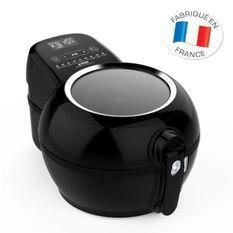 SEB Friteuse sans huile ACTIFRY GENIUS - YY3825FB - 1,2 kg - Noir
