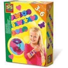 SES CREATIVE Kit de Bracelets Velcro