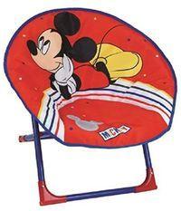 Siège lune pliable Mickey Mousse Disney