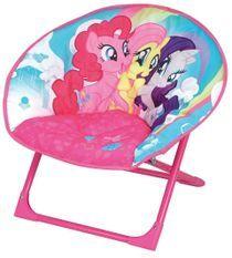 Siège lune pliable My Little Pony