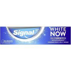 SIGNAL Dentifrice White Now - 75 ml