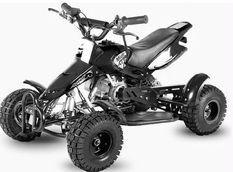 Sios de luxe 49cc noir 4