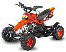 Sios de luxe 49cc orange 4