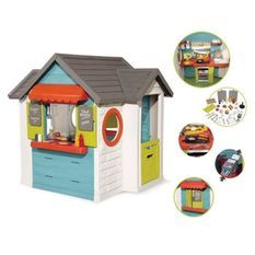 SMOBY Chef House - Marchande et Cuisine