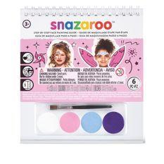 SNAZAROO Mini d'activité maquillage fille