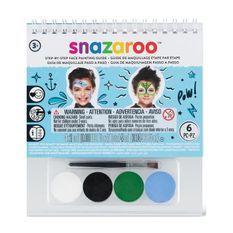SNAZAROO Mini d'activité maquillage garçon