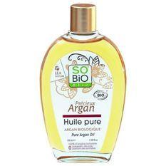 SO BIO Huile Pure Argan Bio 100ml