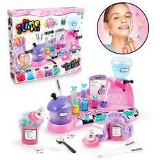 SO DIY So Slime Slime'Glam Studio de création de parfums de slime - Crée tes propres slimes parfumées ! - 6 ans et +