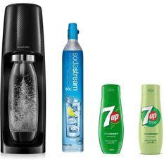 SODASTREAM Sodastream Spirit Plus Concentrés 7Up