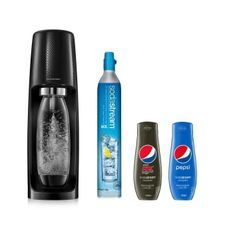 SODASTREAM Sodastream Spirit Plus Concentrés Pepsi