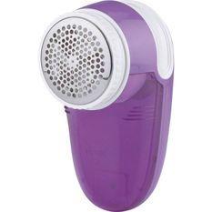 SOLAC FLUFF REMOVER-Q605 Rase Peluches - Autonomie 50 minutes - Bac récupérateur extractible - Violet