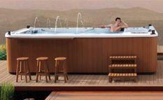 Spa de nage 4 places Porto