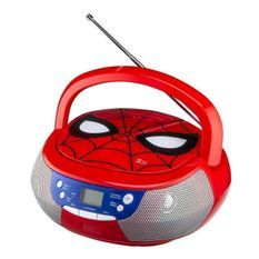 SPIDER-MAN CD BoomBox