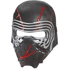 Star Wars L'Ascension de Skywalker - Masque Electronique de Kylo Ren - Accessoire de déguisement