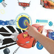 Stickers avec Sonnette Cars Disney