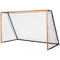 STIGA But de football Scorer L - L 300 x H 183 x P 152 cm - Noir et orange