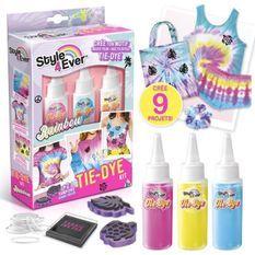 STYLE FOR EVER Kit Créatif Tie-Dye
