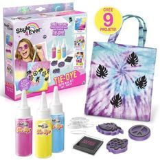 STYLE FOR EVER - Kit Créatif Tie-Dye