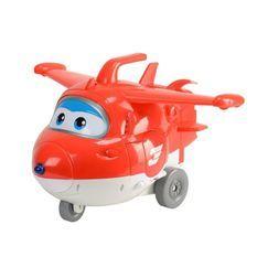 SUPER WINGS Playset Avion Jett's Takeoff Tower + 1 figurine Jett Pop-Transform - EU720830