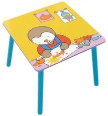 Table carrée T'Choupi