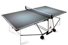 Table de Ping Pong d'extérieur Adidas To 300 grise