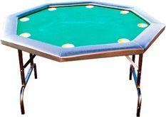 Table de poker Octagon Buffalo
