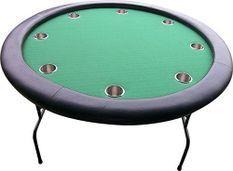 Table de poker ronde Buffalo