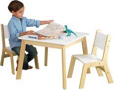 Table enfant et 2 chaises Kidkraft 27025
