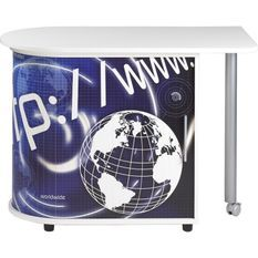 Table pivotante blanc imprimé http Cool
