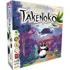Takenoko (Edition 2021) - Asmodee - Jeu de plateau