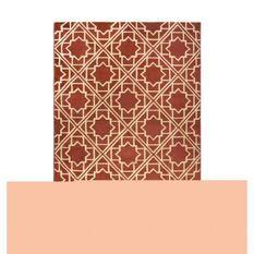 Tapis Doa 1528-5 - 120 x 170 cm - Rouge