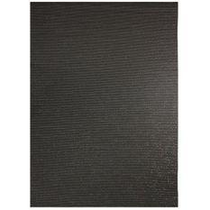 Tapis Naroski - 160 x 230 cm - Noir