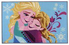 Tapis Reine des Neiges Disney