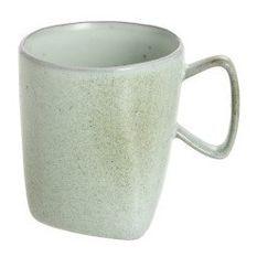 Tasse porcelaine vert menthe Uchi