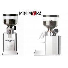 TAURUS GR 0203 - Moulin a café semi-professionnel - 200W - Capacité 500g de café en grain - 700 tr/min- Inox et transparent