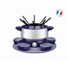TEFAL EF351412 Appareil a fondue électrique Simply Invents - Bleu