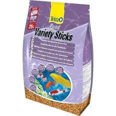TETRA Aliment complet Pond Variety Sticks - Pour poisson de bassin - 25L