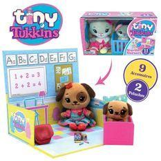 Tinky Tukkins - Duo Mini Univers - Modele aléatoire